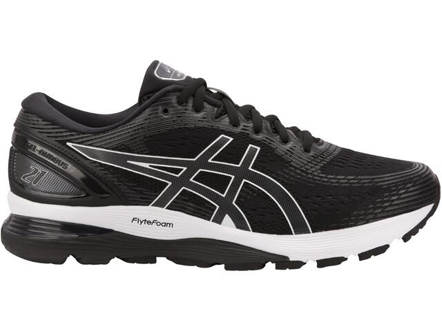 asics Gel-Nimbus 21 Shoes Herren black/dark grey